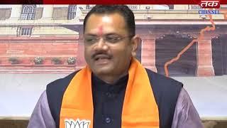 Gandhinagar - Jitu Vagani is a joint press conference