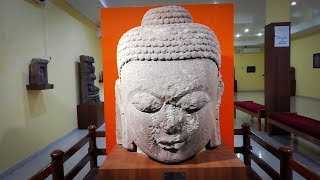 Ratnagiri Museum | Archaeological Museum at Ratnagiri, Jajpur, Orissa (Part 1)