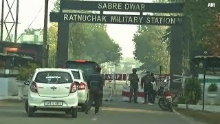 J-K: Possible terror attack at Ratnuchak military station foiled