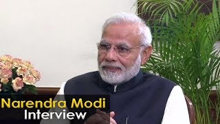 Narendra Modi Interview: Opposition atleast accepted there is a 'Modi wave