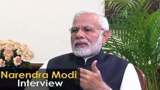 Demonetization was not a 'jhatka', warned people a year ago: PM Modi | Narendra Modi Interview