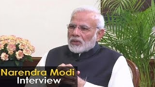 Congress weakening Indian security forces by making false Rafale claims: Narendra Modi Interview