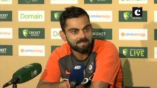 Ind Vs Aus: Kohli calls 'Ashwin is vital part of team' says, it's obsession to win away from home'