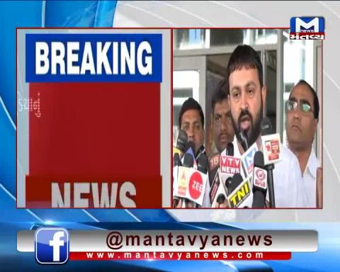 Food and Civil Supplies Minister Jayesh Radadiya's statement