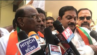 BJP OBC Morcha | Submitted Memorandum To Joint Collector Over | BC Reservations In Panchayat Polls