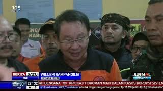 Tim Evakuasi Longsor di Sukabumi Kekurangan Alat Berat