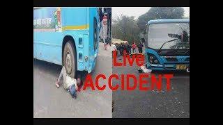 Live Accident in Kangra Himachal Pardesh  ||दर्दनाक हादसे में युवक की मौत