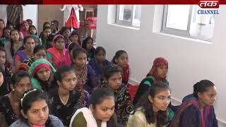 Prantij - Certificate to trainee sisters