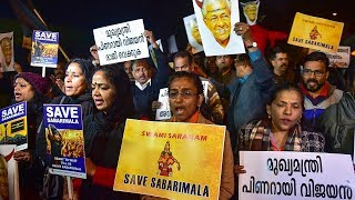 Sabarimala protests: Widespread violence in Kerala during shutdown, 266 held