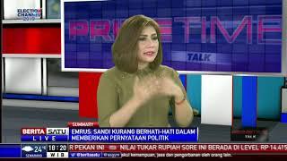 Prime Time Talk: Saling Sindir Dana Kampanye # 1