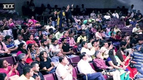 Admitted - Audience Response at Panjab University Screening 2018 | RFE Highlights