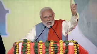 PM Shri Narendra Modi's speech at public meeting in Gurdaspur, Punjab 03.01.2018