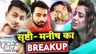 Srishty Rode And Manish Naggdev BREAKUP Because Of Rohit Suchanti?