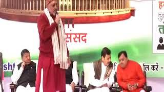 राम मंदिर और जनसँख्या नियंत्रण कानून पर केंद्रीय मंत्री श्री गिरिराज सिंह