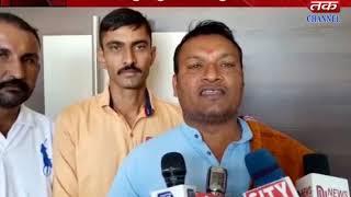 Padadhri - Application to Mamlatdar by Kisan Sandhya