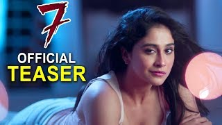 7 Movie Official Telugu Teaser | Rahman | Havish | Nandita Swetha | Anisha Ambrose | Regina