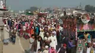 Jashn-e-Eid Miladunnavi Live in Miranpur Katra Shahjahanpur - BRAVE NEWS LIVE