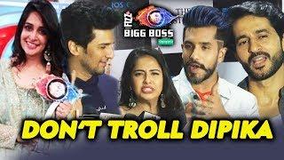 DON'T TROLL Dipika Kakar Says Hiten Tejwani Avika Gor, Suyyash Rai | Bigg Boss 12 Winner