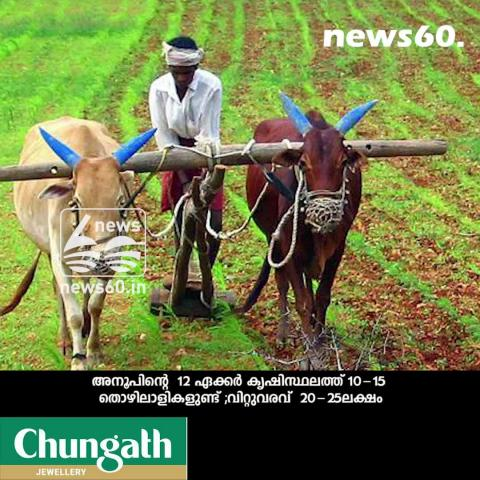 Engineer Earned Rs 6.5 Lakh. As a Farmer, He Now Earns 20 Lakh!