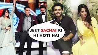Jeet Hamesha SACHAI Ki Hi Hoti Hai Says Shoaib Ibrahim On Dipika Kakar's Win