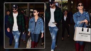 Ranbir Kapoor And Alia Bhatt Returns After New York Vacation
