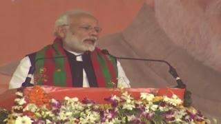 PM Shri Narendra Modi addresses Public Meeting at Baripada, Odisha