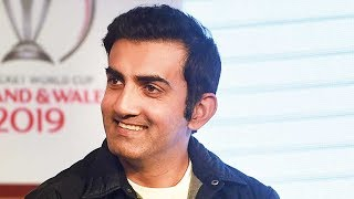 Gautam Gambhir on nationalism: Feel blessed to be born in India