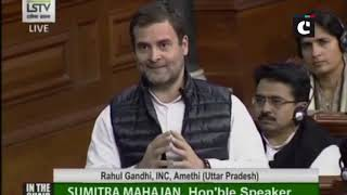 Price not part of secrecy pact: Rahul Gandhi in LS