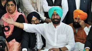 Sukhpal Khaira resigns from AAP, slams Kejriwal for 'dictatorial attitude'