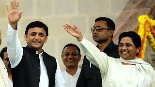 2019 Polls: SP-BSP seal deal in UP, leave Congress out of alliance
