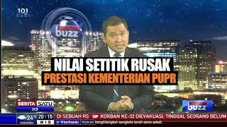 News Buzz: Kementerian PUPR Dihantam Korupsi