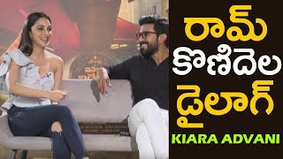 Ram Charan Says Super Dialogues from Vinaya Vidheya Rama Movie Pre Release Event | Top Telugu TV