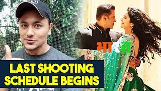 Salman Khans BHARAT | LAST SHOOTING SCHEDULE BEGINS TODAY | Ali Abbas Tweets