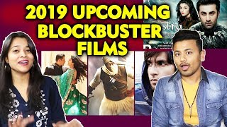 2019 Upcoming Bollywood Movies | Bharat Tanhaji Gully Boy, Brahmastra, Kalank