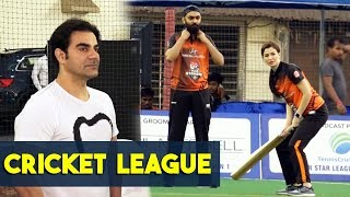 Arbaaz Khan Girlfriend Giorgia Andriani Playing Cricket | Full Video