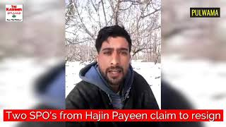 Two SPOs from Hajin Payeen claim to resign on social media