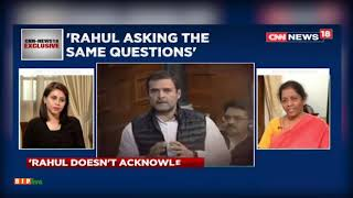 If the Congress party is unable to tutor Rahul Gandhi, I don't mind arranging a tutorial for him