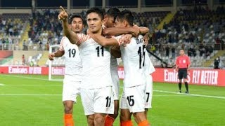 AFC Asian Cup- Chhetri-inspired India Rout Thailand 4-1 in Opening Fixture, Create History