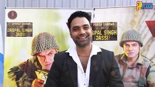 Sparsh Sharma Full Interview - Batallion 609