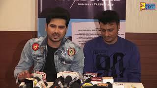Black Board White Board  Hindi Film Trailer Launch With Raghubir Yadav Ashok Samarth Dharmendra