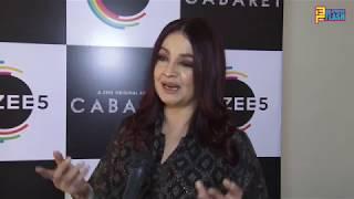 Cabaret - Webseries Launch - Sreesanth ,Gulshan Grover,Pooja Bhatt & Mahesh Bhatt