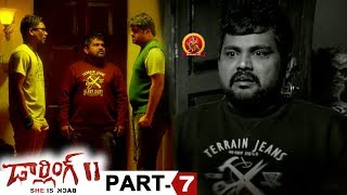 Darling 2 Full Movie Part 7 - 2018 Telugu Horror Movies - Kalaiyarasan, Rameez Raja, Maya
