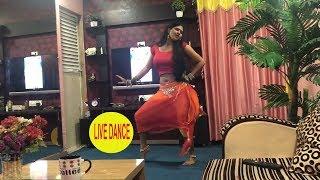 Chandani Singh Live Dance# रंगत पाछा बा - मरद बच्चा बा - Hot Live Holi Dance 2018