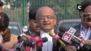 Restoring Alok Verma as CBI Director 'partial victory': Prashant Bhushan