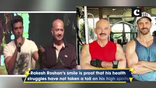 Rakesh Roshan diagnosed with serious throat ailment