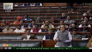 Home Minister Shri Rajnath Singh introduced the Citizenship Amendment Bill, 2019 in Lok Sabha.