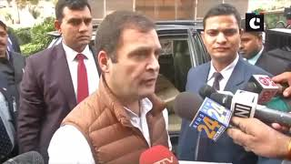 Nothing is going to save PM Modi in Rafale: Rahul Gandhi
