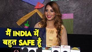 Mein INDIA Mein SAFE Hoon | Arshi Khan Celebrate Makar Sankranti With Media