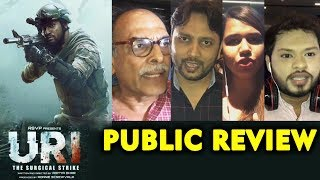 Uri: The Surgical Strike PUBLIC REVIEW | Vicky Kaushal, Yami Gautam, Mohit Raina | MEDIA Review