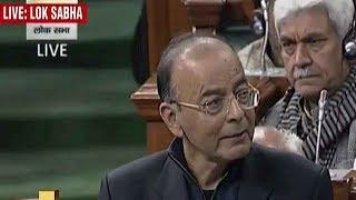Reservation 'Jumla' was in Congress' 2014 poll manifesto, says Arun Jaitley